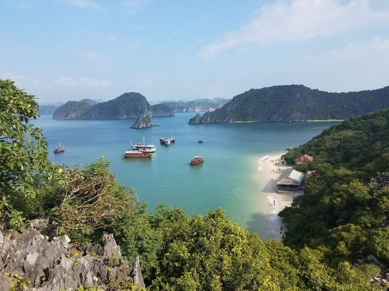 Monkey island Halong Bay