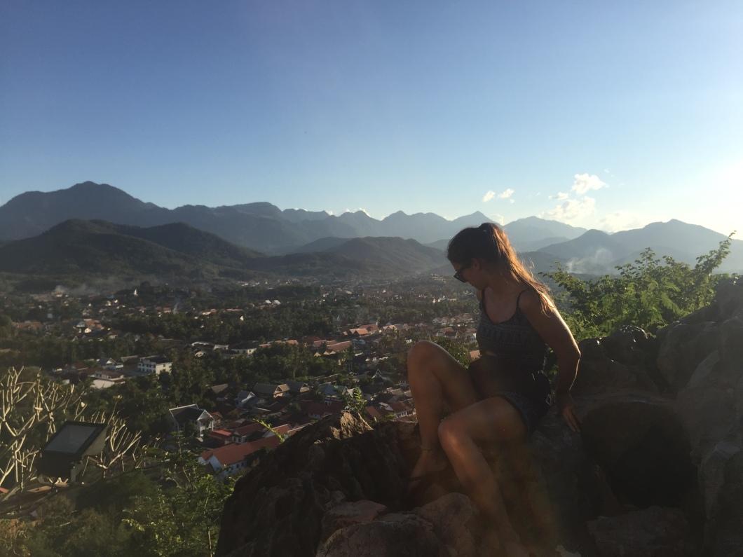 Luang Prabang hill