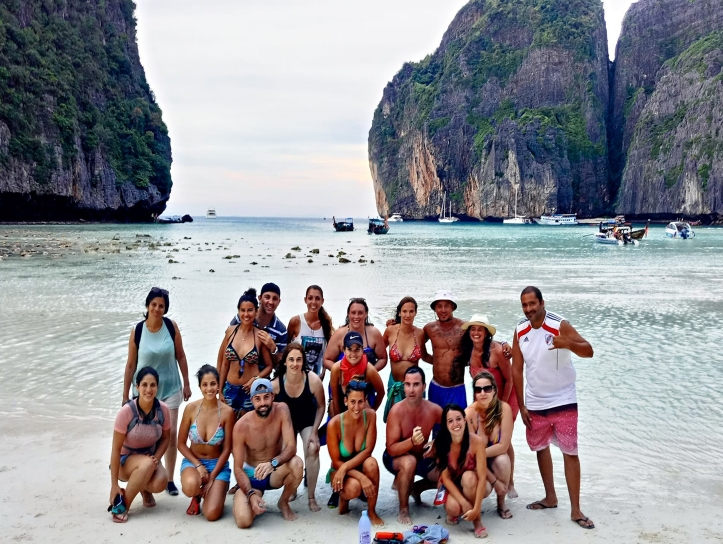 Maya bay tour